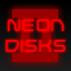 Neon Disk 2