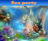 Sea ​​party. Find objects